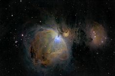 M42 , The Great Orion Nebula