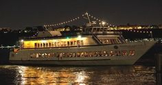 World Yacht is serving a premium party with a four hour cruise, five course sit-down dinner, live entertainment, champagne toast and open bar celebration for $350. Circle Line's $149 ticket includes an open bar, hors d'oeuvres, party favors, midnight champagne toast and a DJ spinning the latest dance hits. http://exm.nr/RrWs8A
