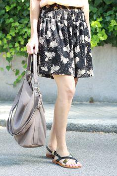 EDC Skirt, Adax Bag & Stylesnob Sandals.jpg