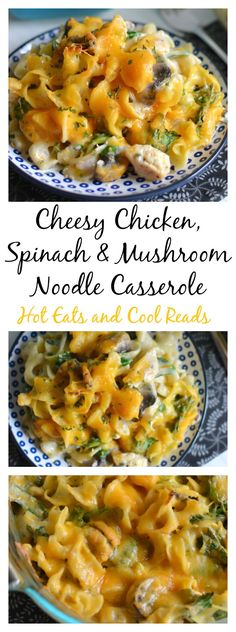Pure comfort food that the whole family will love! Great freezer meal too…
