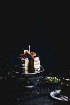 Honey Elderflower Cake | by Christiann Koepke