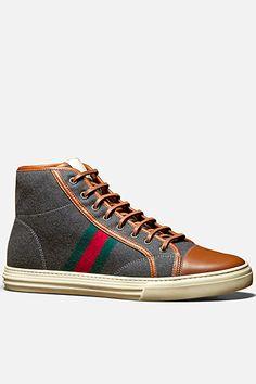 Gucci - Men's Shoes #MOMENTUMforbeautifulpeople