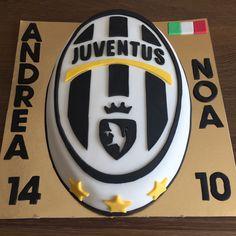 Juventus birthday cake Gâteau anniversaire Juventus