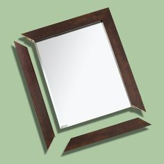 Dress up a mirror easily - Photo: Ted Morrison | thisoldhouse.com | from 35 Super-Fast Fixes and Easy Upgrades