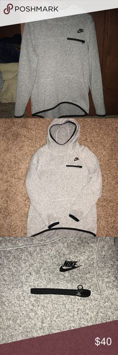 Size medium Nike hoodie Size medium Nike hoodie. Only worn once great condition! Nike Tops Sweatshirts & Hoodies