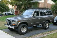 Looking for a Toyota Land Cruiser FJ62