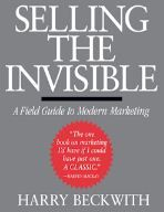 List of the Best Marketing Books Ever - Selling the invisible by Harry Beckwith