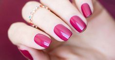 20 Asombrosos trucos para tener unas uñas perfectas Fix Broken Nail, Pink Day, Eyeliner, Make Up, Nail Art, Tips, Amazing, Ideas Para, Beauty Products
