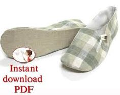 Sewing Pattern Shoes for women - Bing images Sewing Slippers, Loafer Slippers, Loafer Shoes, Beginner Sewing Patterns, Carpet Bag, Shoe Pattern, Sewing Leather, Doll Clothes Patterns, Loafers For Women
