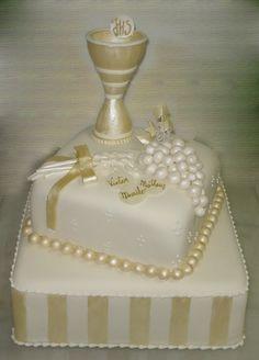 bolo de primeira eucaristia em fortaleza - Pesquisa Google