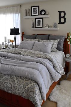 Restyling 1 comforter bed set 10 different ways! — 2 Ladies & a Chair