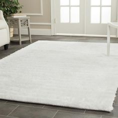 Gramercy 3D Shag Collection Area Rug 8' x 10'