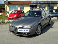 FINN – Alfa Romeo 156