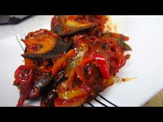 HOW TO COOK PEPPERED SNAIL | Nigerian Food Recipes - YouTube