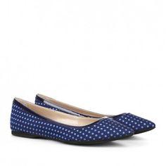 Pointed toe flats - Karida