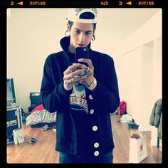 TMills <3 the babe ;*