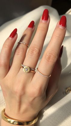 test Wedding Jewelry, Gold Jewelry, Fine Jewelry, Diamond Rings, Gold Rings, Summer Outfits Women, Summer Jewelry, Bangles, Bracelets
