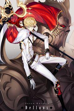 +Seven Knights+