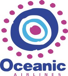 Oceanic Airlines--if I HAD to be in a plane crash I would choose Flight 815