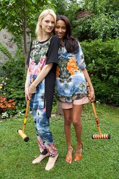 Stella McCartney Hawaii Collection from Garden Party
