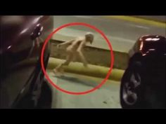 Strange Alien Creature Caugth on tape in Mexico 2016 - YouTube