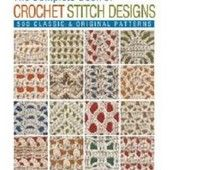 500 crochet stitches in one place