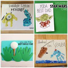 Risultato immagine per handprint art gift