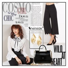 """""""SheIn XVI/6"""" by s-o-polyvore ❤ liked on Polyvore featuring Dolce&Gabbana"""