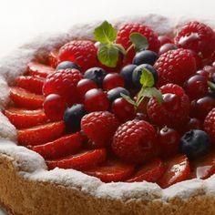 Dacquoise Fruits Rouges