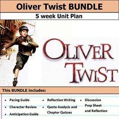 Oliver twist essay plan
