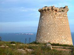 Torre Escaletes. Santa Pola