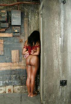 Apologise, ebony punished at work 6431 not trust
