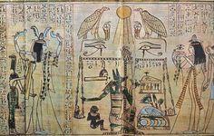 Ahmose-Nefertari | Sacerdotisas_egipcias_Las Sacerdotisas