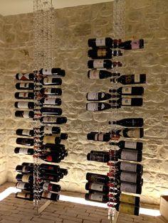 support de bouteilles sobrio