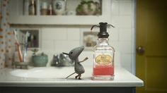 Perfect Houseguest from Tiny Inventions