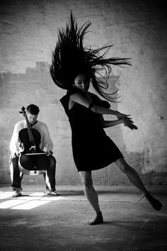tenue de danse moderne, innovations de la dance classique