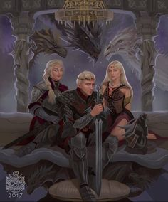 The History of A Song of Ice & Fire
