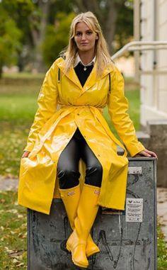 469 Best Yellow Rainwear images in 2020 | Rain wear, Yellow ...