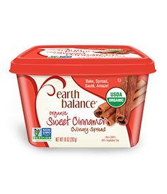 Organic Sweet Cinnamon  vegan spread