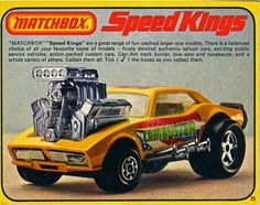 Arts And Crafts Hobbies Toys R Us Kids, Speed King, Matchbox Cars, Metal Toys, Top Toys, Hot Wheels Cars, Classic Toys, Vintage Advertisements, Custom Cars