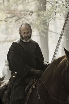 Liam Cunningham as Ser Davos Seaworth (the Onion Knight) on Game of Thrones. Game Of Thrones 1, Game Of Thrones Series, Valar Dohaeris, Valar Morghulis, Winter Is Here, Winter Is Coming, Carl The Walking Dead, Liam Cunningham, Got Characters