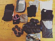 My wardrobe. So few options!