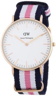 Daniel wellington damen armbanduhr classic st mawes lady