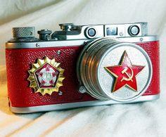 Soviet camera.