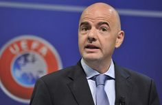 """Gianni Infantino además fue interino jefe ejecutivo de la Uefa en 2007. """"Si Platini gana será bueno para Honduras"""""""
