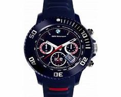 Ice-Watch Mens BMW Motorsport Dark Blue You cant go wrong with this Mens BMW Motorsport Chronograph Watch BM.CH.DBE.BB.S.13 from Ice-Watch each and every Ice-Watch watch is meticulously designed and crafted using high quality materials. And http://www.comparestoreprices.co.uk/mens-watches/ice-watch-mens-bmw-motorsport-dark-blue.asp