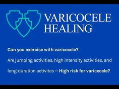 Exercising with Varicocele High Risk, Natural Treatments, Weight Lifting, Home Remedies, Healing, Exercise, Yoga, Activities, Youtube
