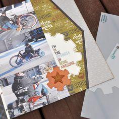 Kiwi Lane Designs, Drift Trike, Pep Talks, Encouragement, Scrapbooking, Let It Be, Kit, Club, Create