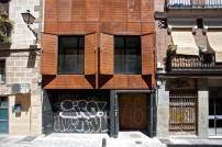 Apartment-Wohnhaus in Madrid von James and Mau / Historische Mimikry - Architektur und Architekten - News / Meldungen / Nachrichten - BauNetz.de
