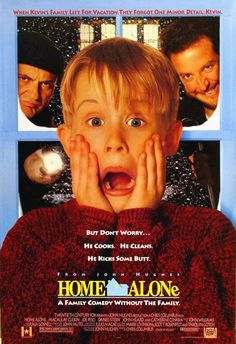 HOME ALONE (1990)..I love this movie! #movie